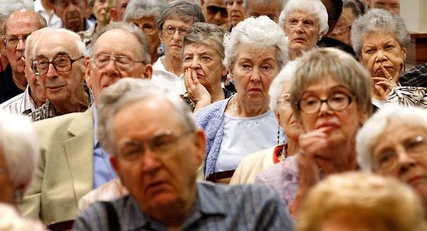 Starenje populacije